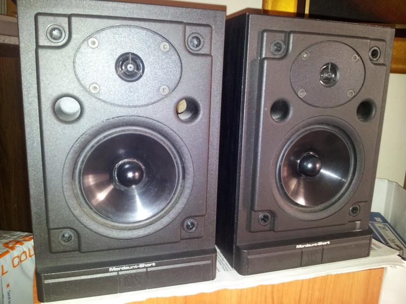 Mordaunt Short MS05 Speakers Ms211
