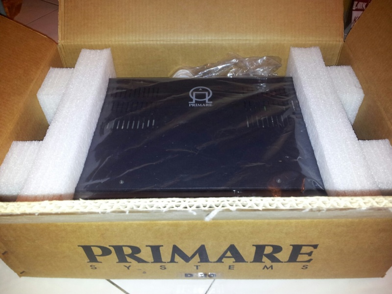 Primare D20 CD Player (Used) Primar12