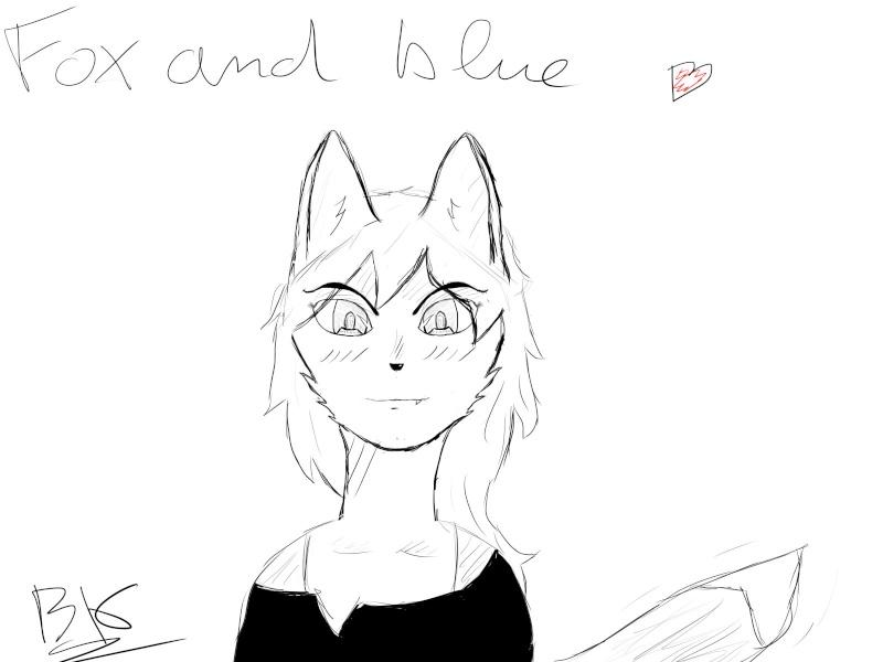 My dream. Fox_an10
