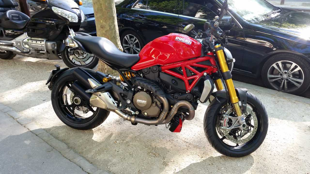 Nouveau New Monster 1198 Testa !!!! Monster 1200 - Page 28 20140414