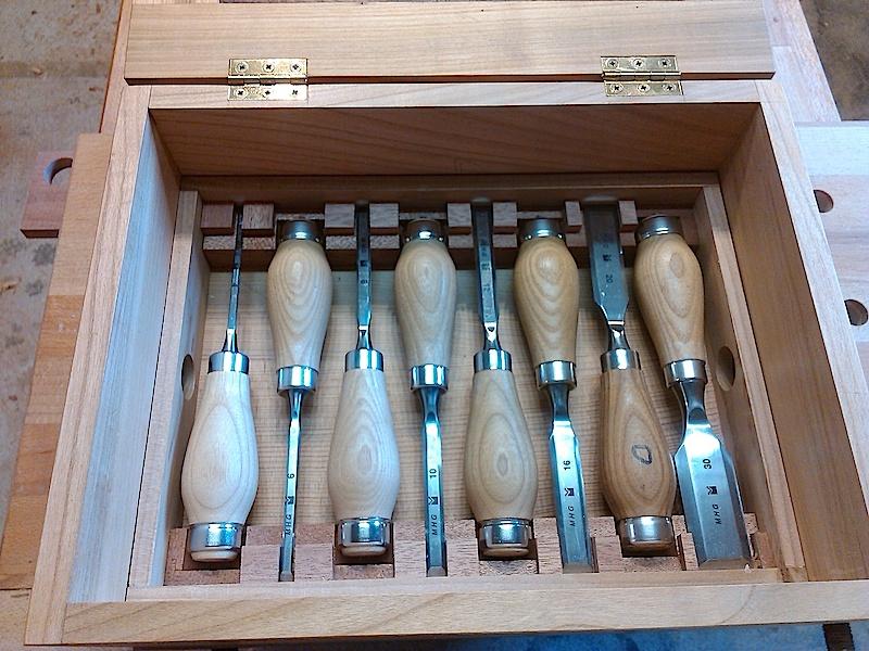ciseaux japonais - Page 5 Boite210