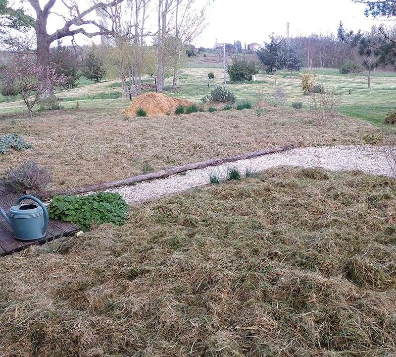 Jardinage en tout genre Mulch10