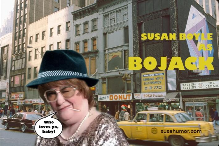 Susan's new TV show?! Susann12