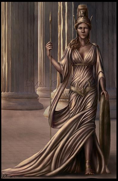 Les Theoi Athena10