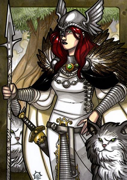 Les Aesir Freyja10