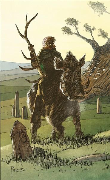 Les Aesir Freyr10