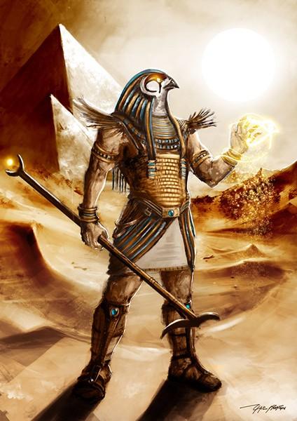 Les Netjer Horus10