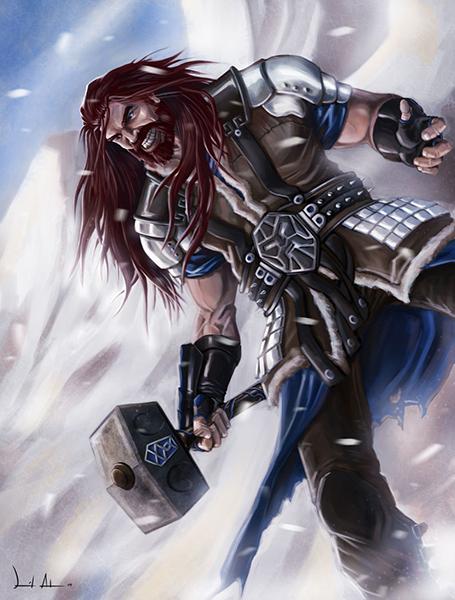 Les Aesir Thor10