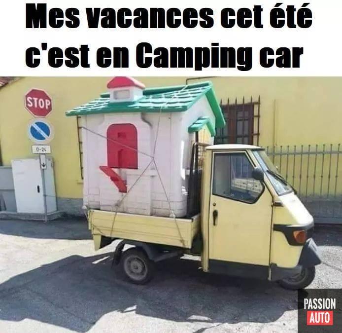 Cet été, les vacances c'est en camping-car 10667710