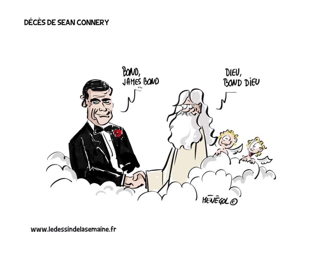 Décès de Sean Connery 12340110
