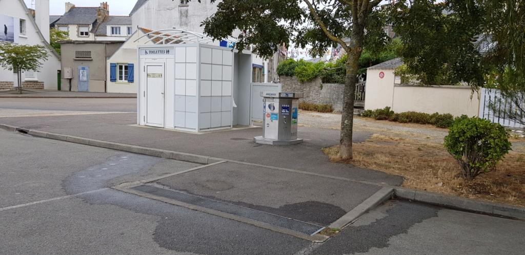 Le Guilvinec - Aire de stationnement et services 20190747