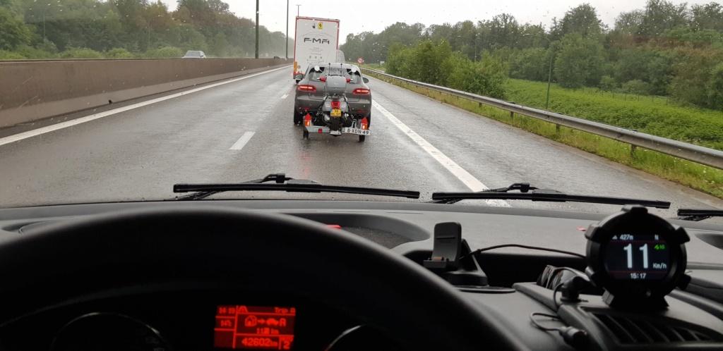 Compteur de vitesse additionnel AUTOOL X95 GPS + inclinomètre + horloge 20210610