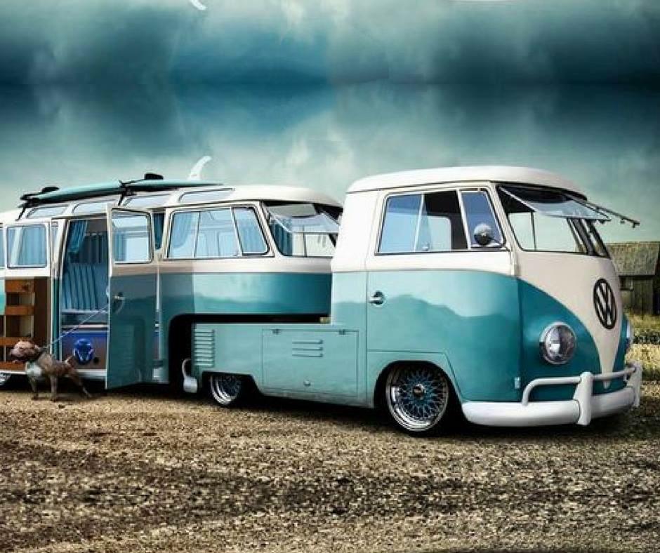 Le Combi VW dans tous ses états 34400310