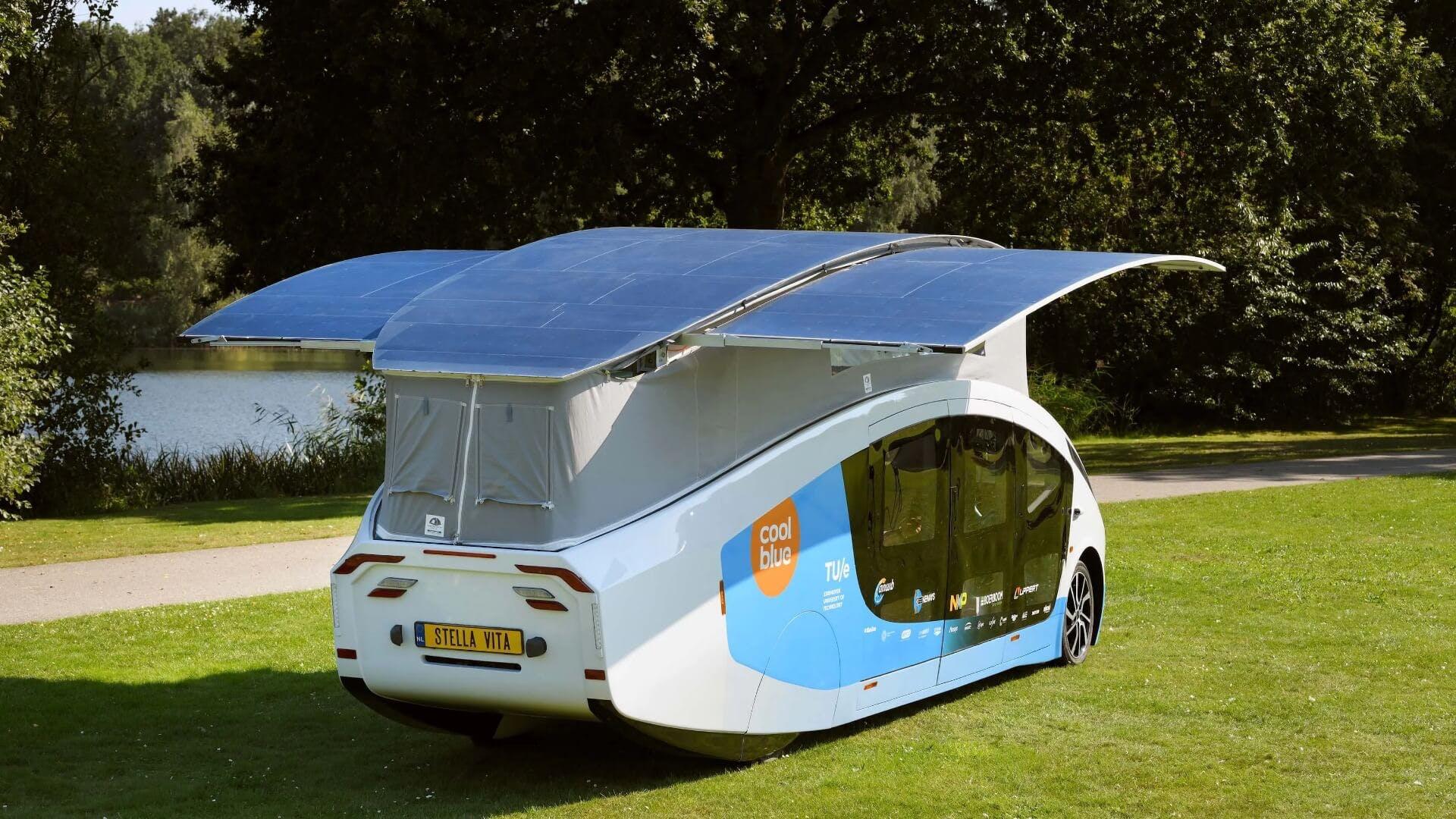 Stella Vita: le camping-car solaire 62d39710