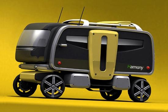 Harmony - Le camping-car du futur? Chines10