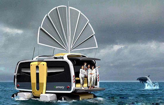 Harmony - Le camping-car du futur? Chines13