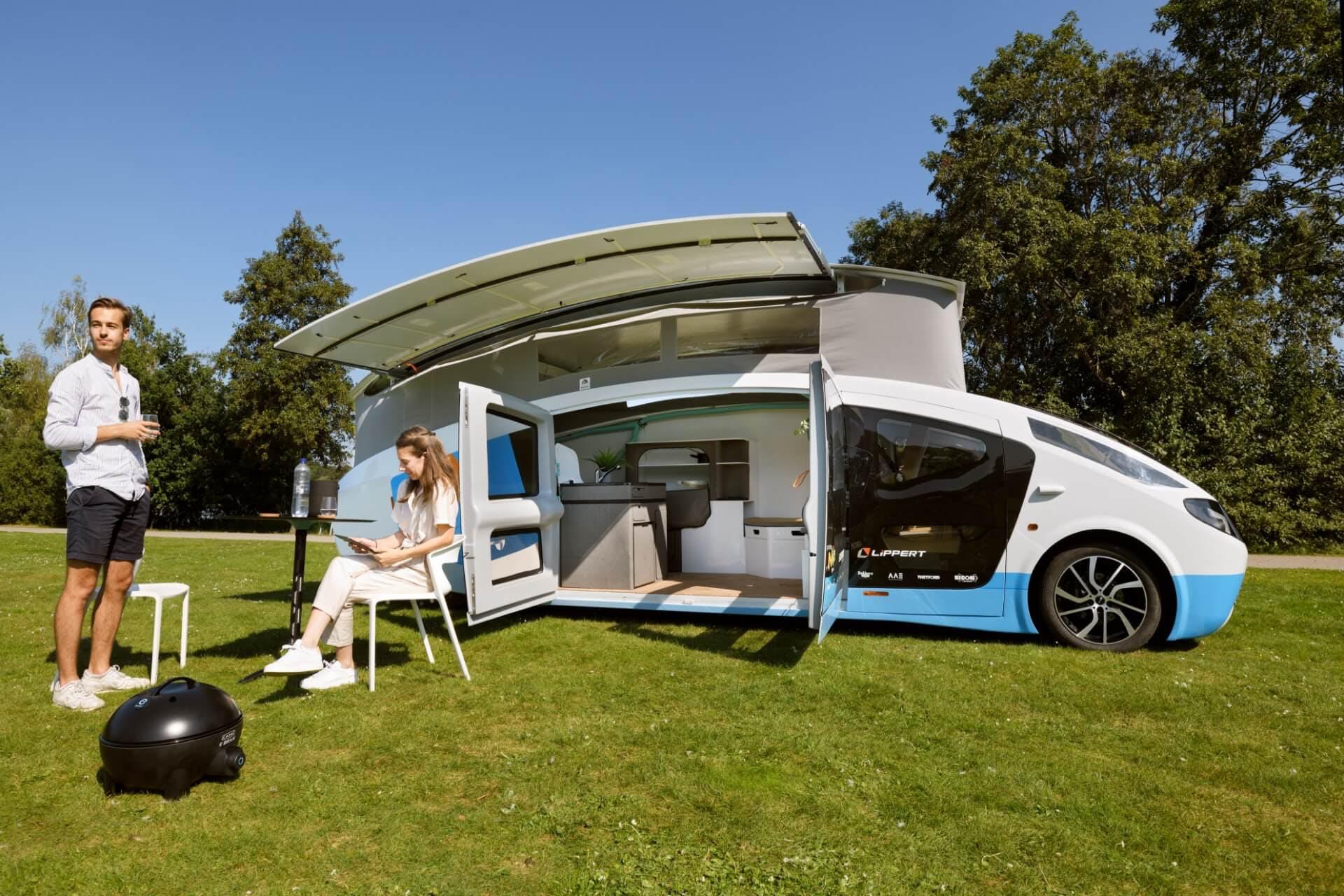 Stella Vita: le camping-car solaire Db76aa10