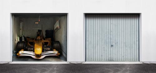 Porte de garage personnalisée Garage10