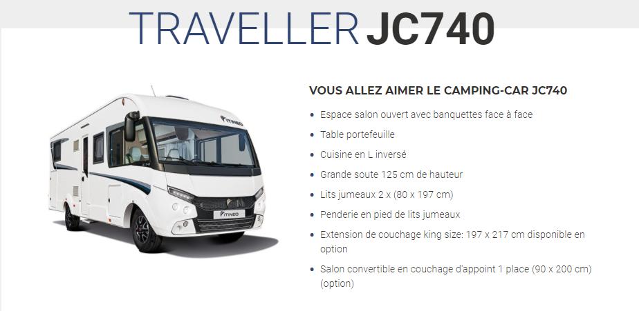 ITINEO RC740 2021 en détail Jc740d10