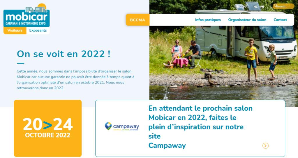 Le salon MOBICAR de Bruxelles reporté en 2022 Mobica10