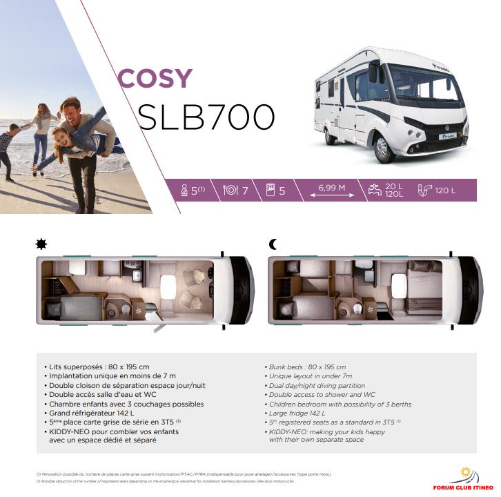 ITINEO SLB700 en détail Slb70011