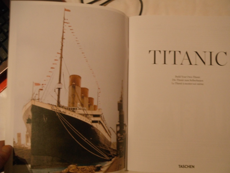 Titanic 1/200 en carton , Taschen Dscf6063