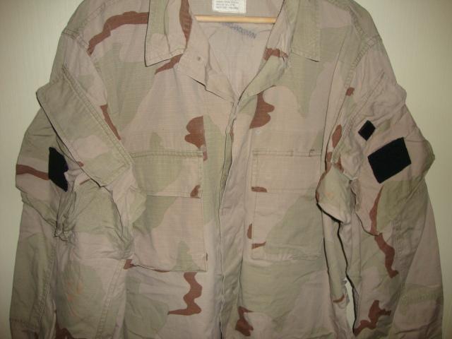 Ranger Modified DCU Jacket 02711
