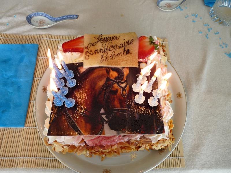 Colombe ! Joyeux anniversaire ! P1150110