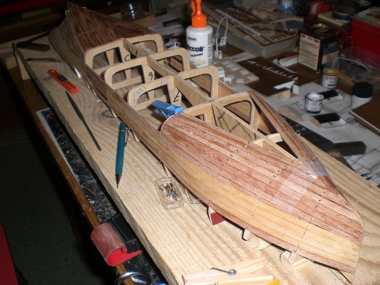 SS NOMADIC,le petit frère du titanic,ech 1/85 Cimg0110