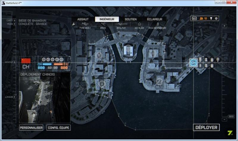Cartes Battlefield 4 Talach21