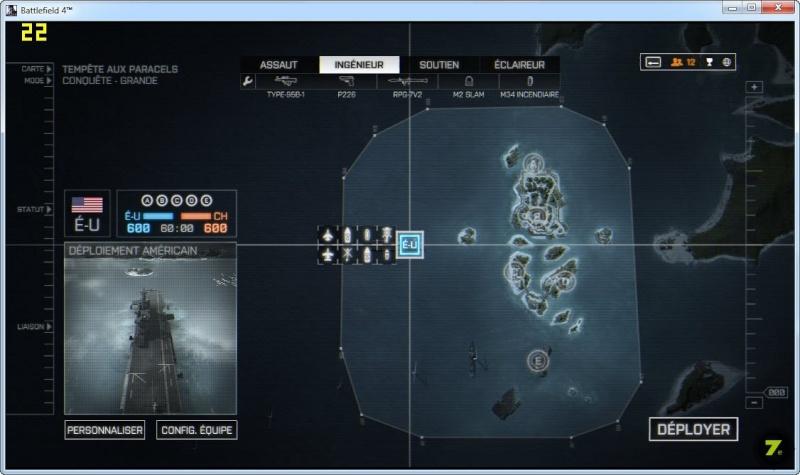 Cartes Battlefield 4 Talach22