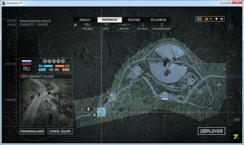 Cartes Battlefield 4 Talach24