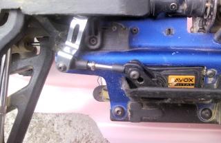 Réglages chassis pour piste TT lente avec nombreux virages 10091810