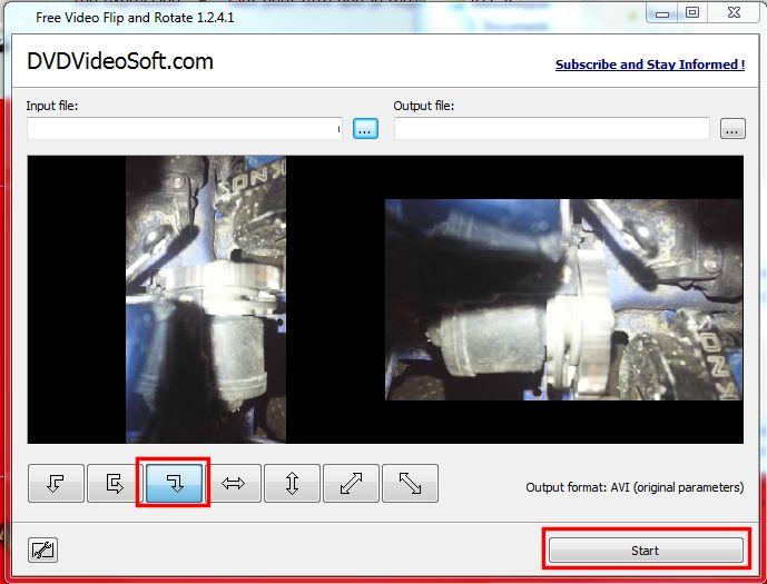 Pourquoi certaines vidéos sont filmées de travers ?  Image318