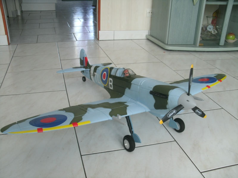 Le Spitfire de Totoffr 28 Gedc1311