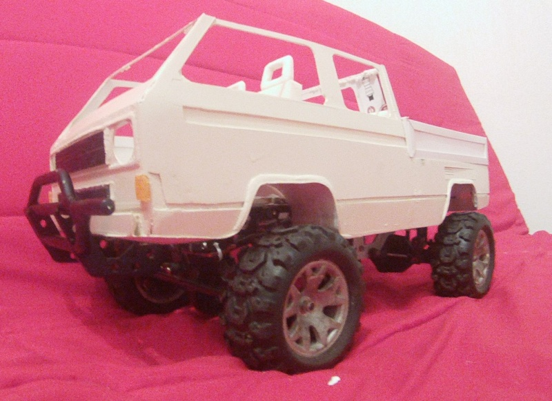 VW T3 Doka Syncro  Gopr4612