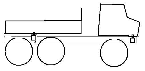 Unimog U5000 6x6  sur base axial - Page 2 Mogmog10