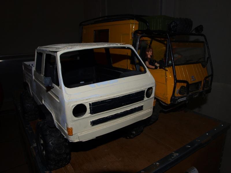 VW T3 Doka Syncro  P3211216