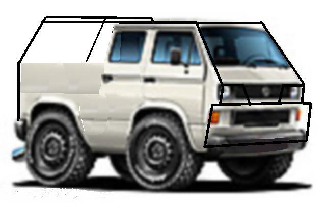 VW T3 Doka Syncro  Vw_t3-10