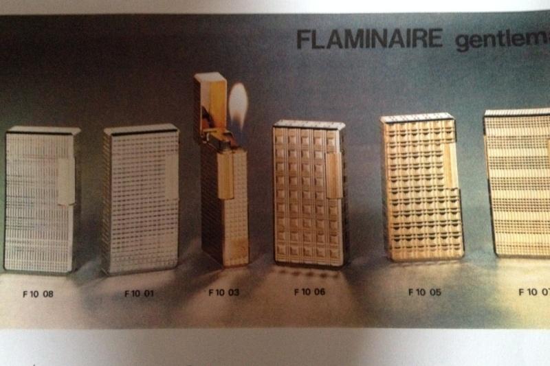 flaminaire - Les briquets FLAMINAIRE d'Aurelien - Page 2 Photo_52