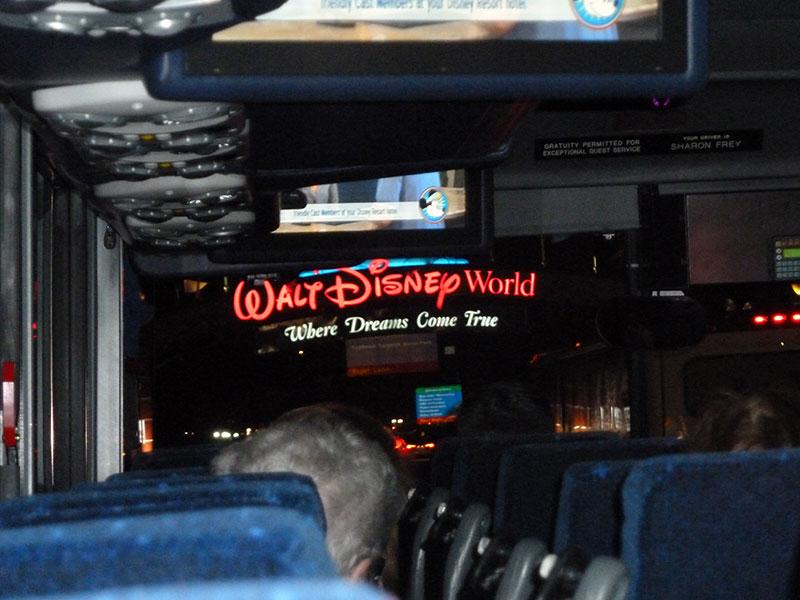 La magie de WDW a Noël Arche10