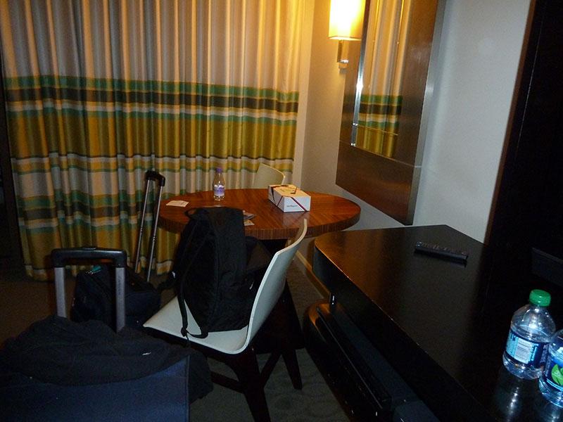 La magie de WDW a Noël Hotel310