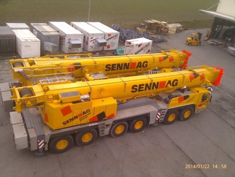 Les grues de SENN AG (Suisse) - Page 2 17134010