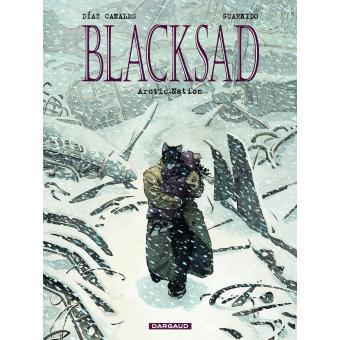 Blacksad - Série [Canales, Diaz & Guarnido] 1540-210