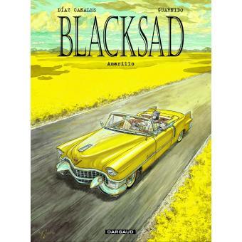 Blacksad - Série [Canales, Diaz & Guarnido] 1540-510