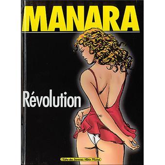 Revolution [Manara, Milo] ⎨!⎬Erotique 97822210