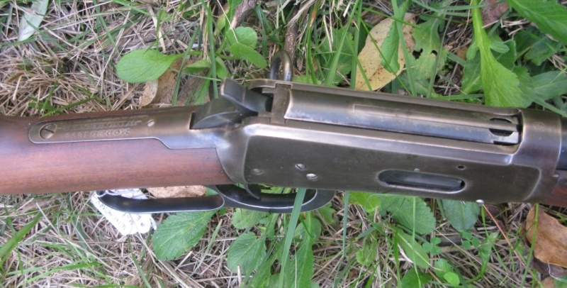 """WINCHESTER 94 """"ARMEE FRANCAISE"""" Img_6213"""