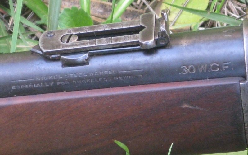 """WINCHESTER 94 """"ARMEE FRANCAISE"""" Img_6215"""