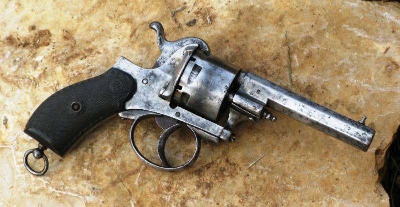 Divers revolvers fin 19ème Img_6315