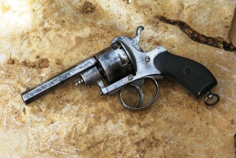 Divers revolvers fin 19ème Img_6316